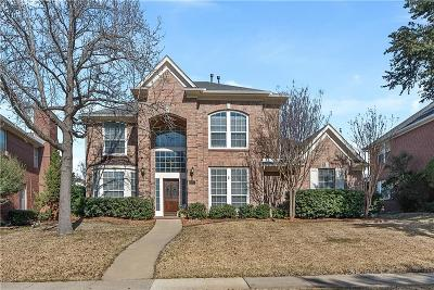 Plano Single Family Home Active Option Contract: 2829 Shasta Drive
