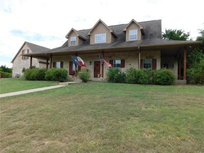 Ellis County Single Family Home For Sale: 1201 N Oak Branch Road