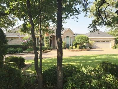 Graham Single Family Home For Sale: 424 Timber Ridge Lake Driv