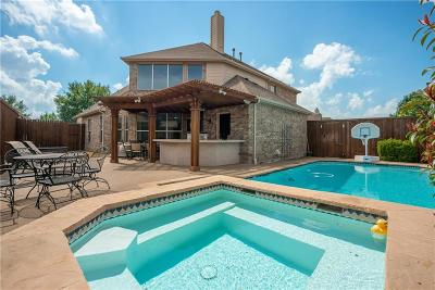 Frisco Single Family Home For Sale: 2550 Spindletop Trail