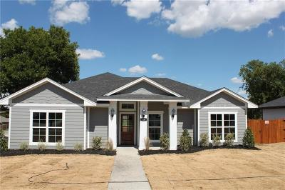 Corsicana Single Family Home Active Contingent: 1102 S 29th