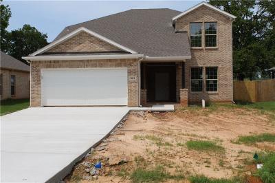 Denison Single Family Home For Sale: 2821 W Washington Street