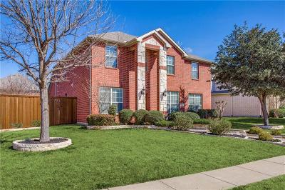 Frisco Single Family Home Active Kick Out: 2020 Jaguar Drive