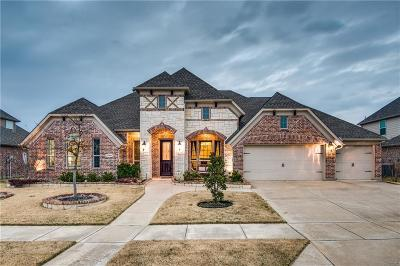 Little Elm Single Family Home For Sale: 3104 Tropica Drive