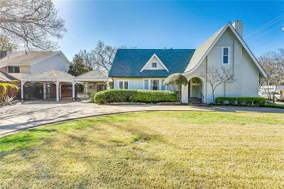 Fort Worth Single Family Home For Sale: 5337 Byers Avenue