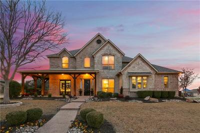 Flower Mound Single Family Home Active Kick Out: 3905 Regency Park Court