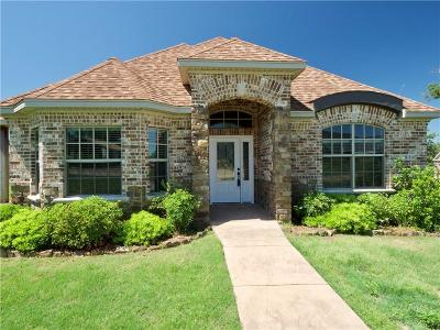 Lindale Single Family Home For Sale: 312 Corrigan Trails Boulevard