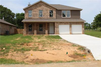 Denison Single Family Home For Sale: 2811 W Washington Street
