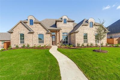 Prosper Single Family Home For Sale: 601 Sunbury Lane