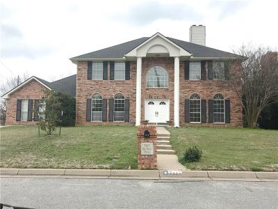 Arlington Single Family Home For Sale: 7415 Bay Chase Drive
