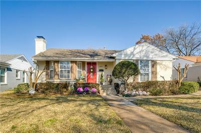Single Family Home For Sale: 3743 Rockdale Drive