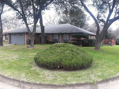 Fort Worth Single Family Home For Sale: 2800 S Meadow Drive