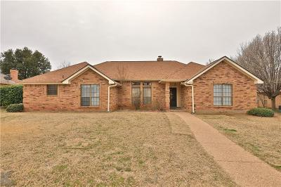 Abilene Single Family Home For Sale: 1409 Lakeview Road
