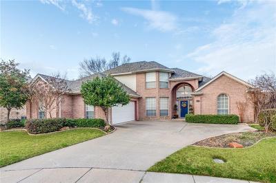 Hurst, Euless, Bedford Single Family Home Active Option Contract: 2613 Ellison Court