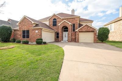 The Colony Single Family Home For Sale: 3904 Steepleridge Drive