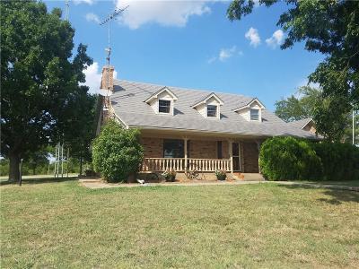 Van Alstyne Single Family Home For Sale: 335 Hidden Trail