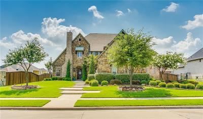 Prosper Single Family Home For Sale: 1211 Saddle Creek Drive