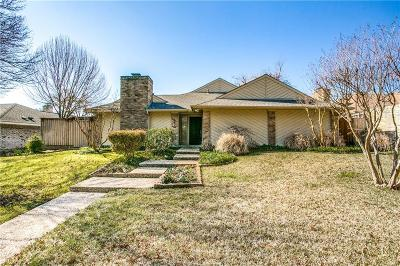 Single Family Home For Sale: 6024 Spring Flower Trail
