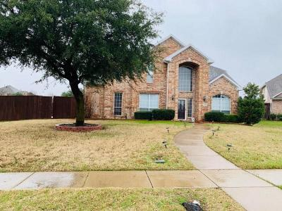 Richardson Single Family Home For Sale: 3101 Barley Court