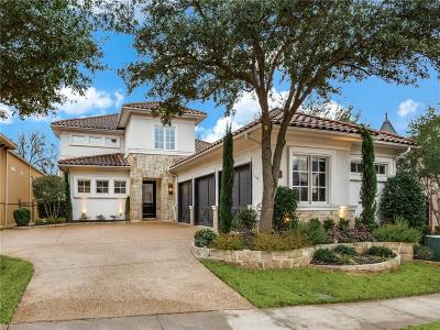 Mckinney Single Family Home For Sale: 6309 Avalon Woods Drive