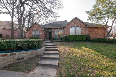 North Richland Hills Single Family Home Active Option Contract: 8413 Berkshire Drive