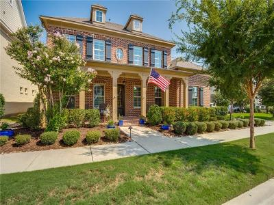 McKinney Single Family Home For Sale: 7400 Townsend Boulevard