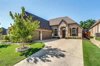 Colleyville Single Family Home Active Option Contract: 1108 Guthrie Court