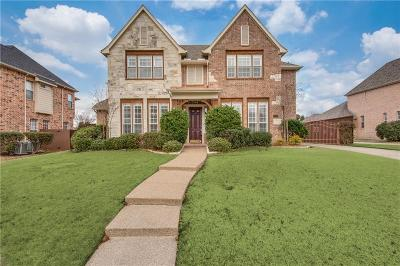 Denton County Single Family Home For Sale: 2603 Merlin Drive