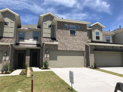 Townhouse For Sale: 8259 Snapdragon Way