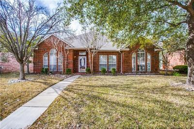 Frisco Single Family Home For Sale: 5601 Charleston Drive