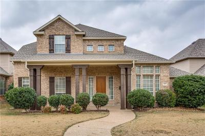 Lewisville Single Family Home Active Option Contract: 408 Broken Sword Drive