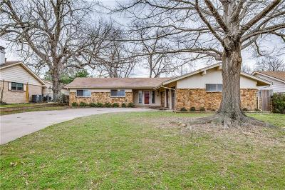 Bedford Single Family Home Active Option Contract: 956 Charleston Drive