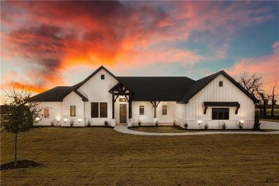 Springtown Single Family Home For Sale: 114 Altom Drive
