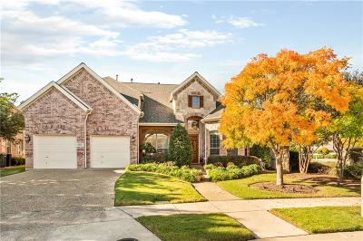 McKinney Single Family Home For Sale: 8521 Gallery Way