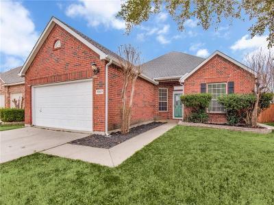 Rowlett Single Family Home For Sale: 10417 Augusta Lane