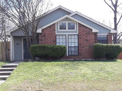 Single Family Home For Sale: 7156 Fire Hill Drive