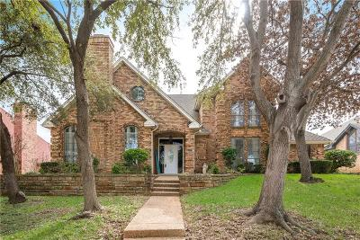 Bedford Single Family Home Active Option Contract: 1812 Glenbrook Court