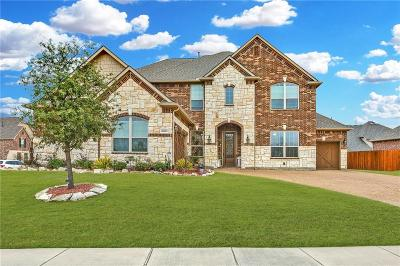 Rowlett Single Family Home For Sale: 10203 Edgeway Circle