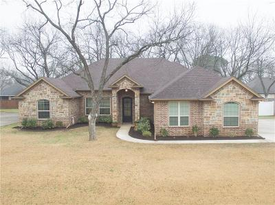 Granbury Single Family Home For Sale: 9003 N Longwood Drive