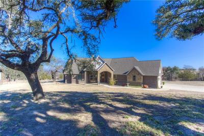 Springtown Single Family Home Active Option Contract: 409 Agnes N