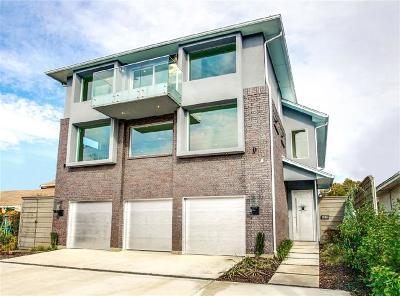 Single Family Home For Sale: 4339 Bonham Street