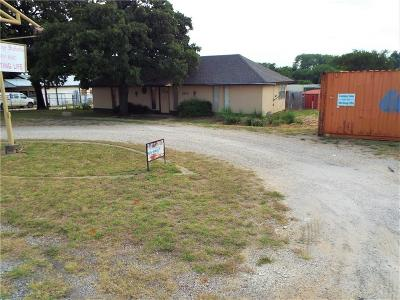Burleson Commercial For Sale: 2115 S Burleson