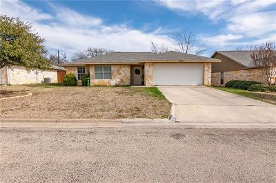 Brownwood Single Family Home Active Option Contract: 2004 8th Street
