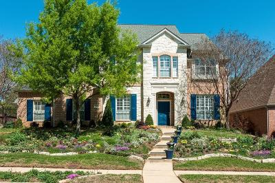 Grapevine TX Single Family Home For Sale: $547,900