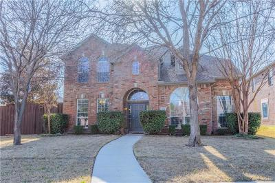 Frisco Single Family Home For Sale: 11701 Dalworth Drive