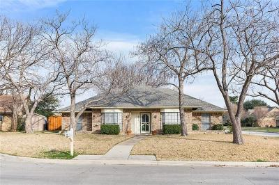 Allen Single Family Home Active Option Contract: 911 Emerson Drive