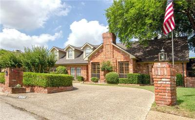 Dallas Single Family Home For Sale: 6930 Rocky Top Circle