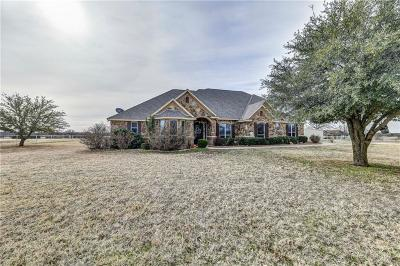 Archer County, Baylor County, Clay County, Jack County, Throckmorton County, Wichita County, Wise County Single Family Home For Sale: 953 Hlavek Road