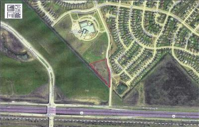 Forney Commercial Lots & Land For Sale: 2801 Iron Gate Boulevard