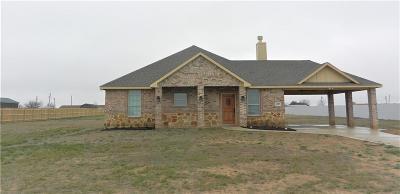 Joshua Single Family Home For Sale: 6005 Berry Ridge Lane